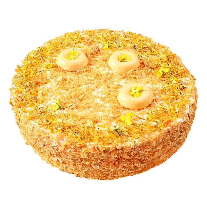Endija krustmātes torte