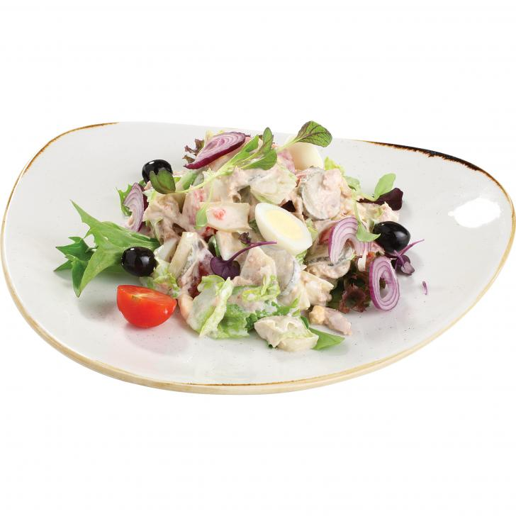 Любимый салат Энди из тунца
