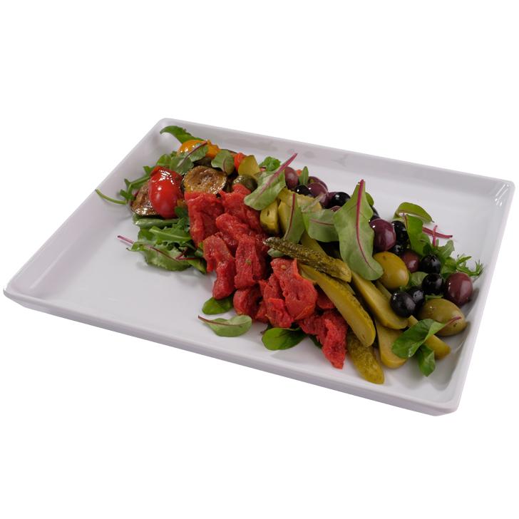 Pickled vegetable plate