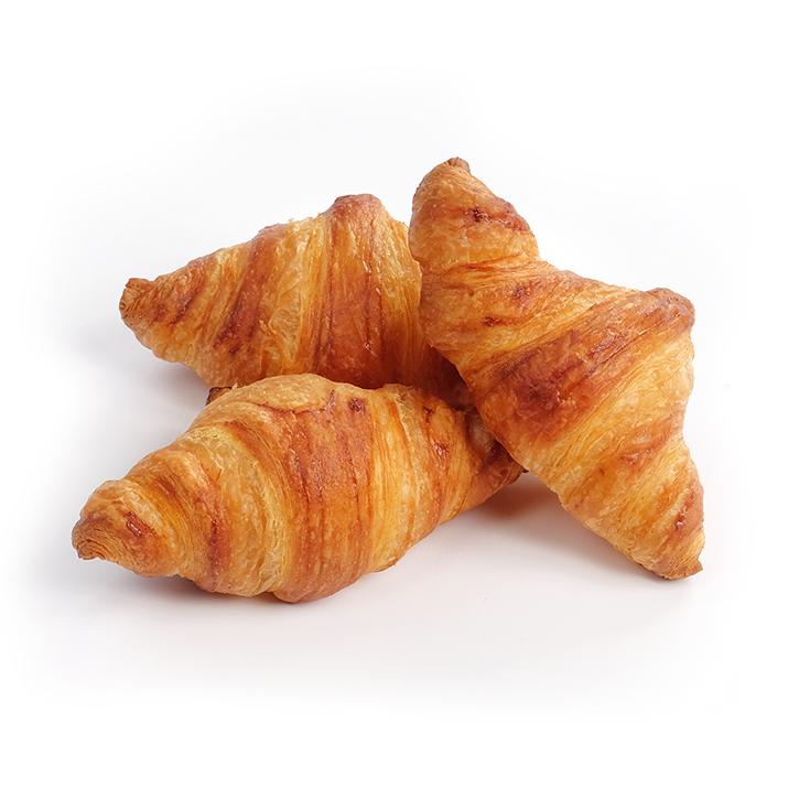 Small croissants