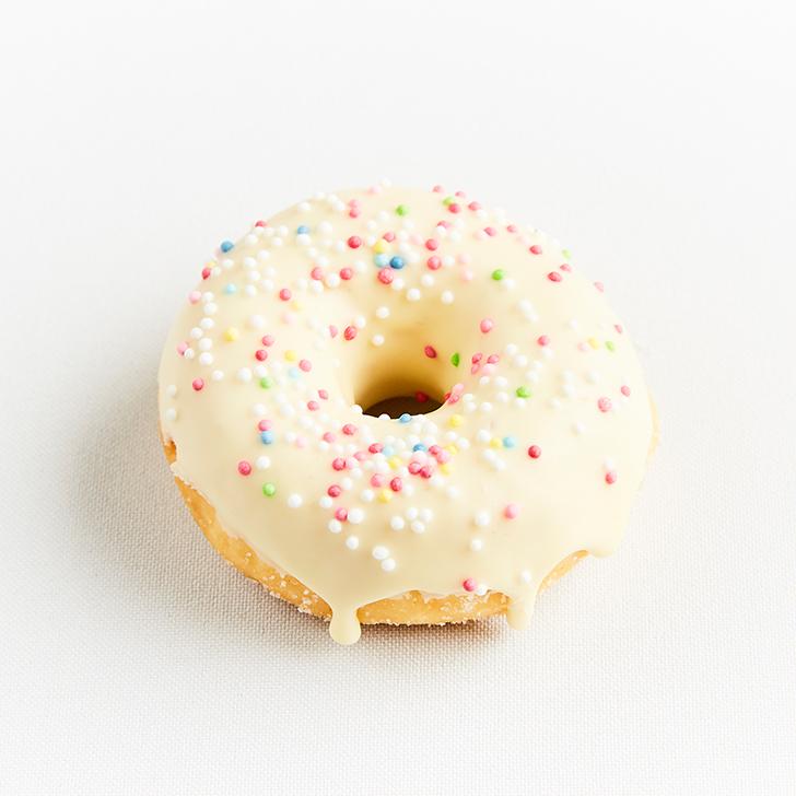 Glazed mini doughnuts, set №4