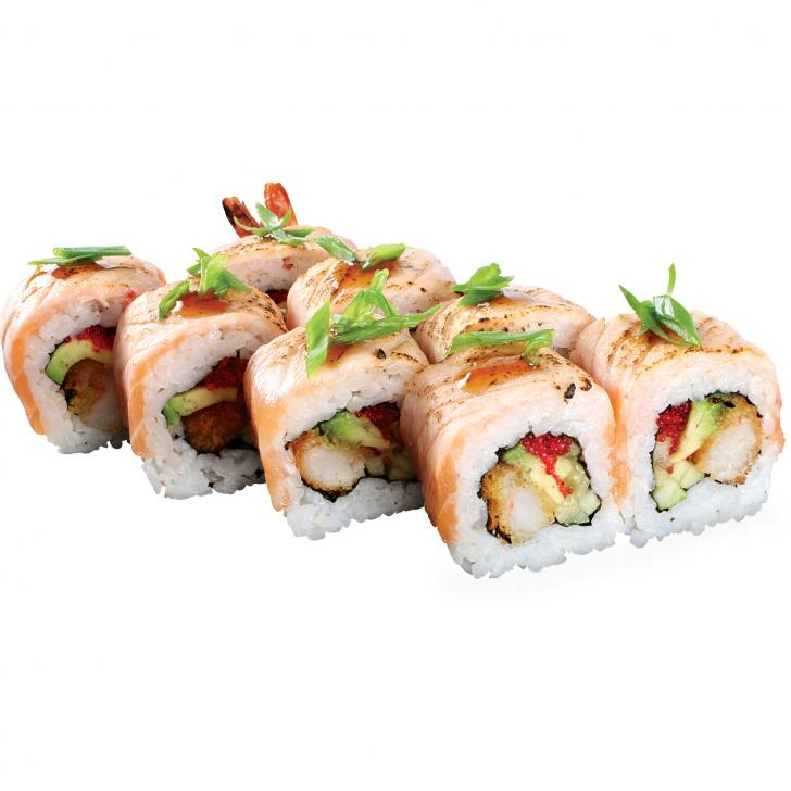 Norway Uramaki
