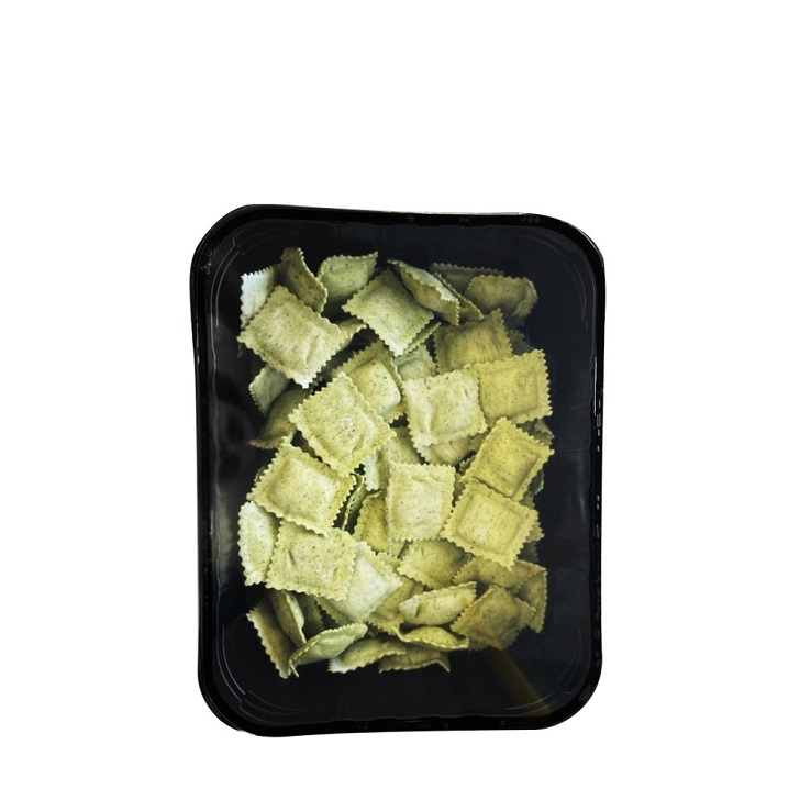 Ravioli with spinach and cheese, 1.5 kg packaging