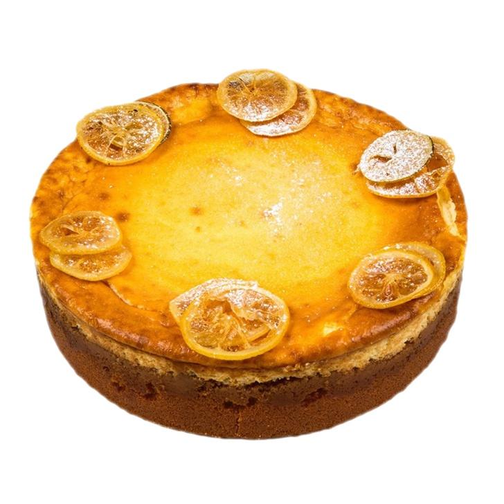 Сырное пирожное