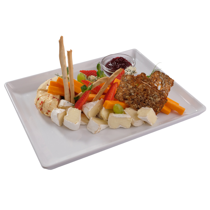Cheese snack plate