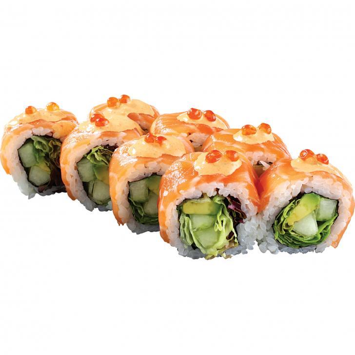 Spicy Sake Uramaki