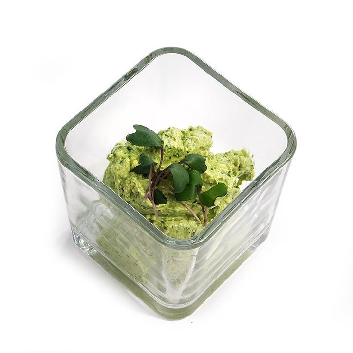 Spinach cream cheese spread