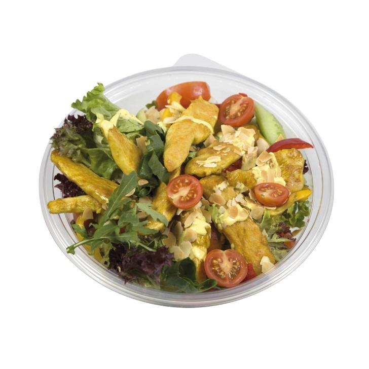 Vecie labie dārzeņu salāti