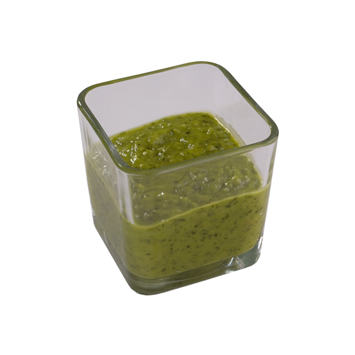 Green salad dressing