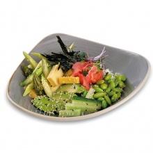 Asparagus Poke Bowl