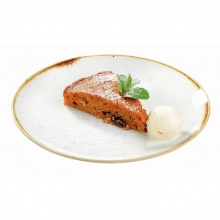 Carrot - honey cake with chilli