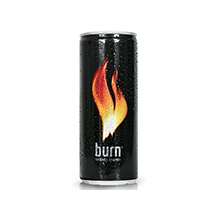 Burn (Energy drink)  25cl