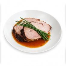 Жаркое из свинины в соусе