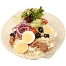 Endy's favourite tuna salad