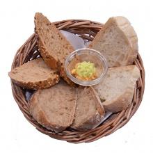 Корзиночка с хлебом