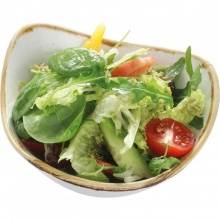 Small vegetable salad