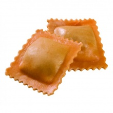 Ravioli stuffed with veal, kg