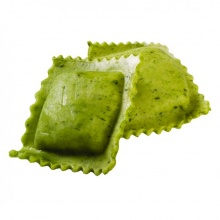 Ravioli with spinach and cheese, kg