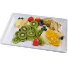 Svaigu augļu plate