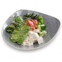 Tofu-veggie Poke Bowl