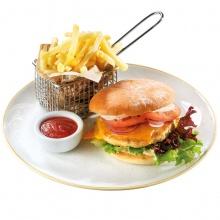 V.S. burger
