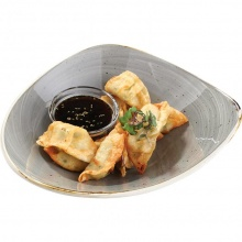 WON-TON meat dumplings