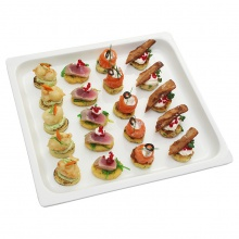 Fish canapes set No.1