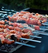Shashlik and other grilled dishes